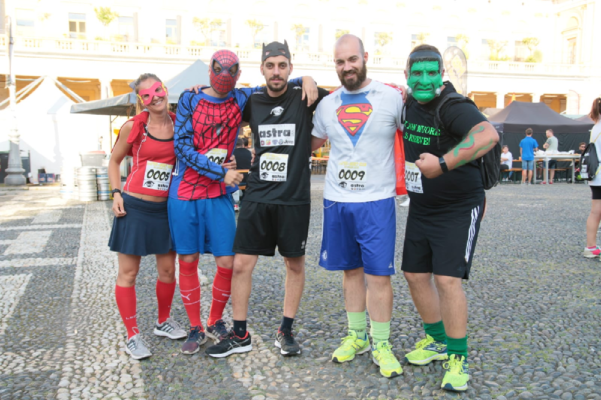 Super Hero Run Streeatgames Novara 2018