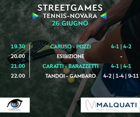 #SG13 Torneo di beach volley - Risultati martedì 26.06.2018