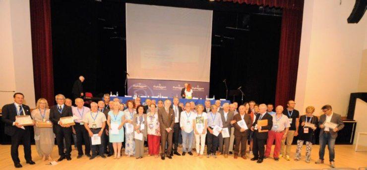 73ª Assemblea di Confartigianato, premiati gli imprenditori di Novara, Vercelli e VCO