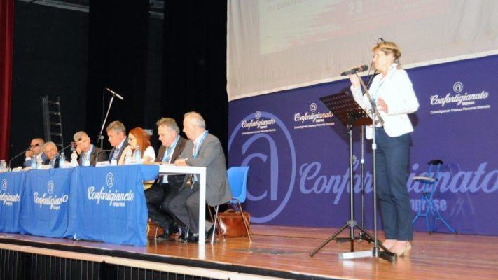 Premi imprese 73 assemblea Confartigianato Piemonte Orientale Verbania