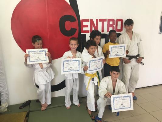 Quasi 100 medaglie in 6 mesi per il Centro Judo Novara