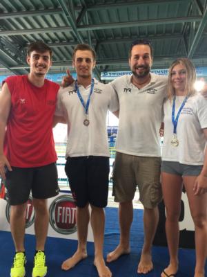 Libertas Team Novara: tre ori, due argenti e tre bronzi ai Regionali