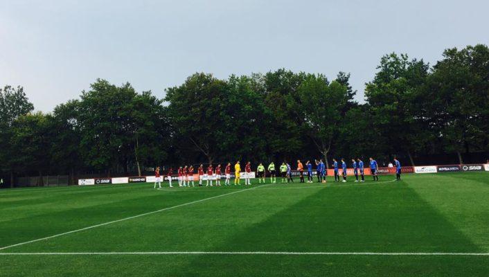 Milan Novara amichevole 2-0