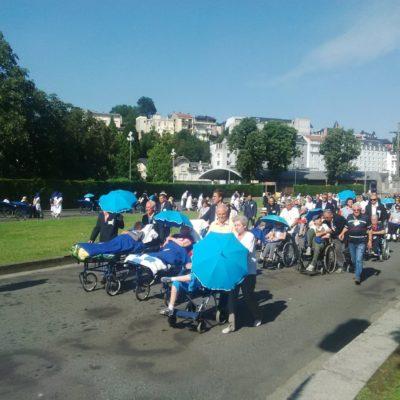 Dal novarese quasi 600 pellegrini in partenza per Lourdes