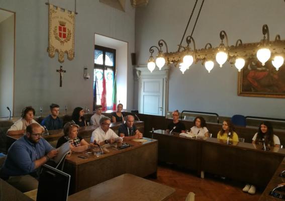 Intercultura Comune Novara 16 studenti