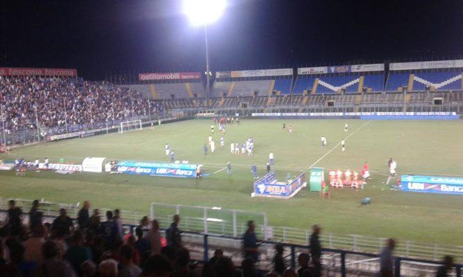 Brescia-Novara 6-7 Coppa Italia