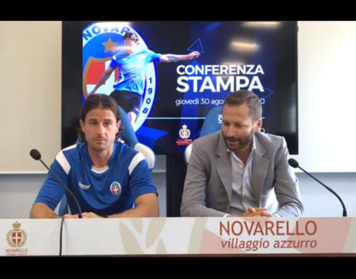 """Daniele Cacia e l'azzurro: """"Guidato dall'istinto, come per un goal"""""""