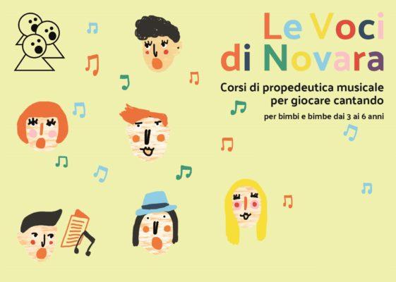 Il Coro le Voci di Novara cerca nuovi piccoli cantori