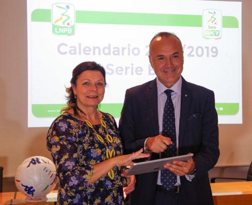 farsa serie B 19 squadre Novara calcio