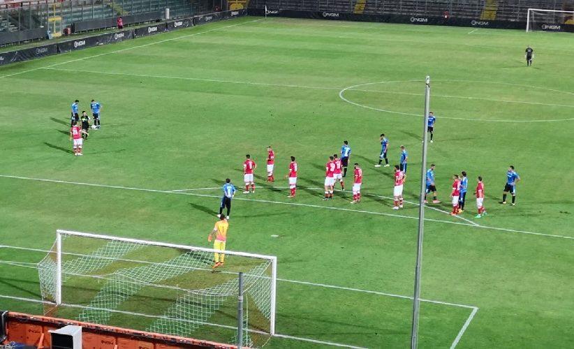 Novara subito convincente, 3-1 al Perugia e Coppa Italia che continua