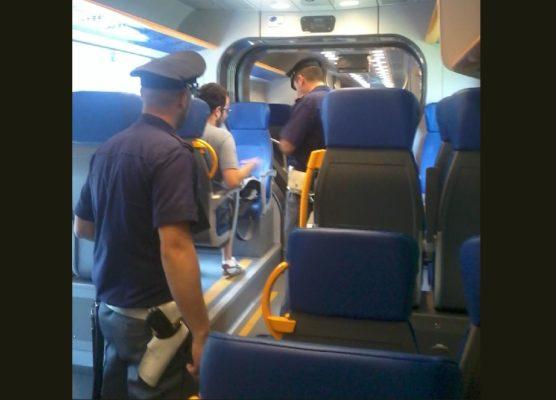 Vacanze in treno più sicure, ecco il vademecum della Polizia