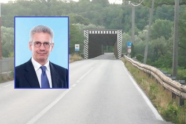 """Ponte di Oleggio, Sozzani:""""Le fondamenta sono deteriorate"""""""