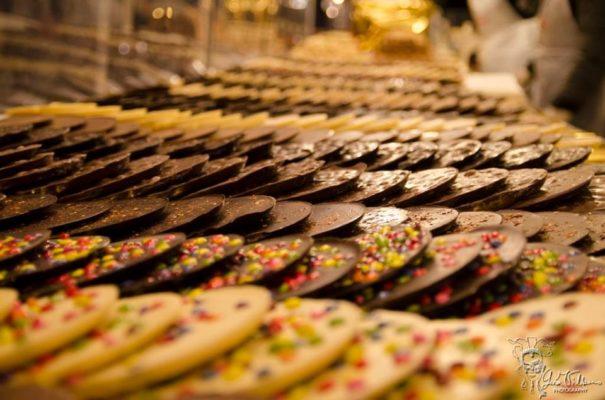 Pazzi per il cioccolato? Questa festa fa per voi