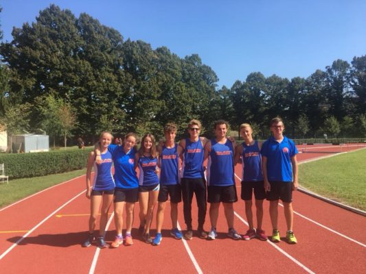 Ai Regionali per Cadetti, brillano gli under 16 dell'Atletico Mercurio