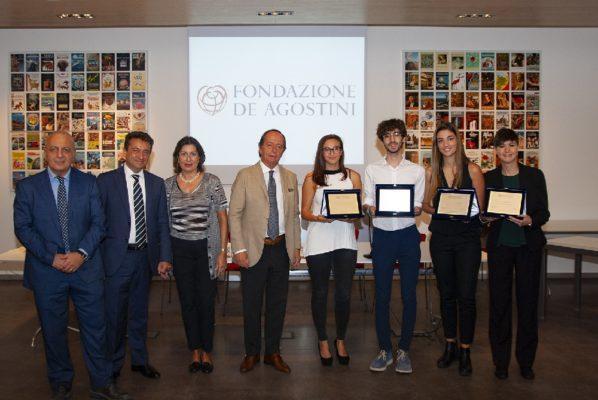 Fondazione De Agostini: borse di studio per 4 novaresi