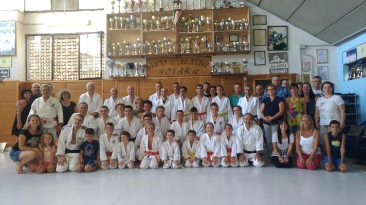 Parte il 65° corso del Judo Ju Jitsu