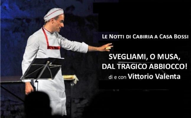 """Sabato 08.09 a Casa Bossi tonano """"Le notti di Cabiria"""""""