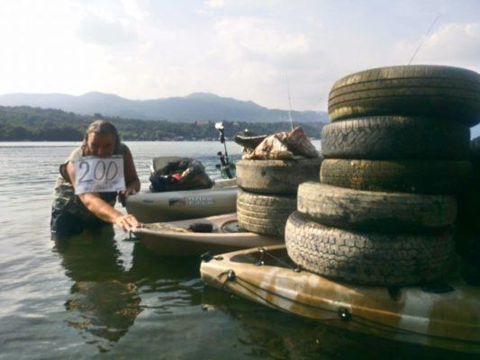 bracconaggio lago d'orta Valerio Bossi