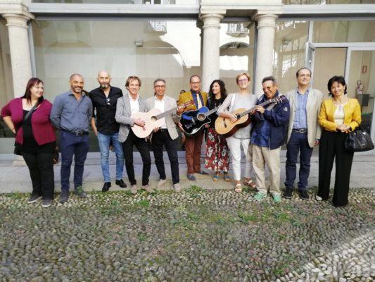 Da Rock for Life strumenti musicali per la Duca d'Aosta
