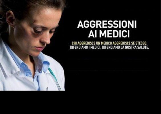 Minacce e violenze ai medici, fenomeno sommerso