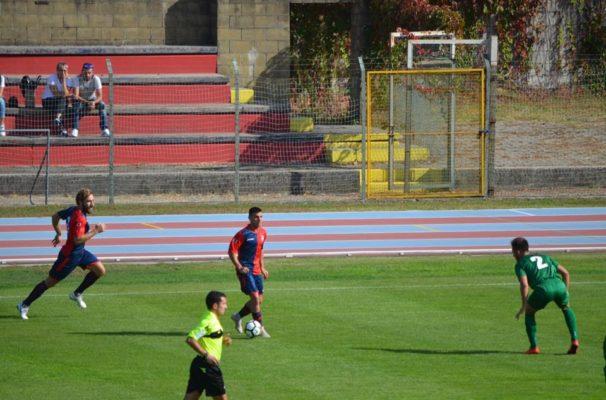 Calcio Eccellenza. Il derby va al Borgo. Val d'Aosta amara per l'Arona