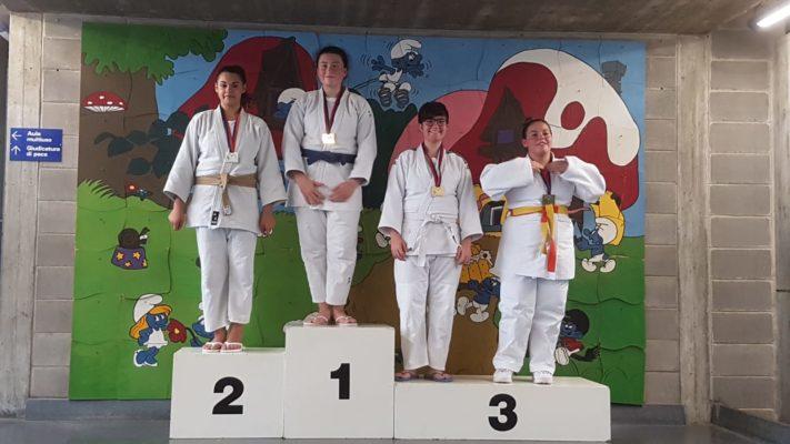 Il Centro Judo Novara torna dalla Svizzera con 2 argenti e 1 bronzo