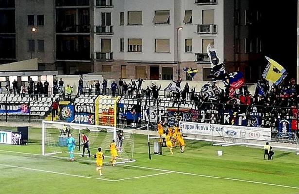 Serie C. Gozzano 0-2 col Pisa. Novara domani in campo a Pontedera