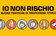 """""""Io non rischio"""": appuntamento con i volontari di Protezione civile"""
