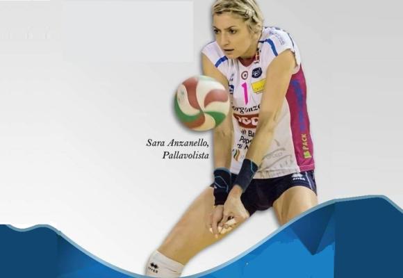 Igor Volley Novara Brescia Sara Anzanello