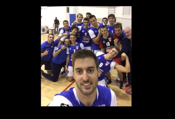 Ottimo inizio in Serie C: 3-0 del Volley Novara a Santhià
