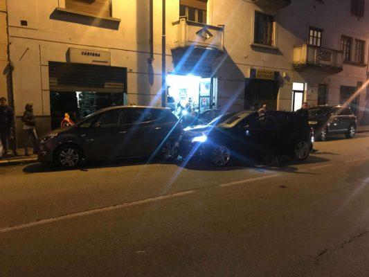 Novara: investita da un bus, grave una donna