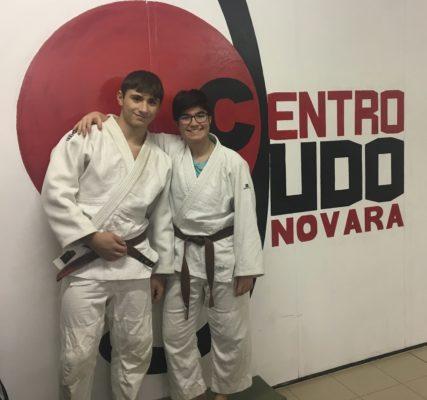 Trofeo Mon Club: 3 ori e 1 bronzo per il Centro Judo Novara