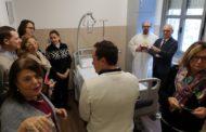 Nuova stanza all'Hospice di Galliate