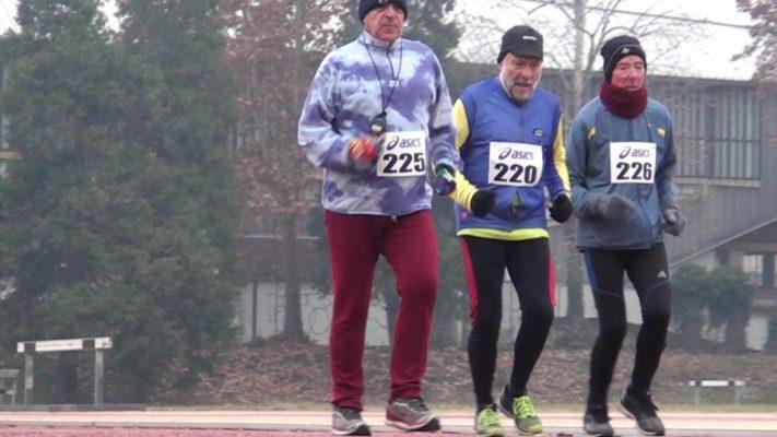 Antonio Nacca record 3000 M95 Amatori Master Novara