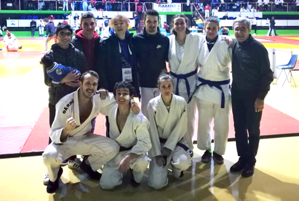 Con 4 titoli italiani, la Judo Ju Jitsu Novara 2ª assoluta ad Ostia Lido