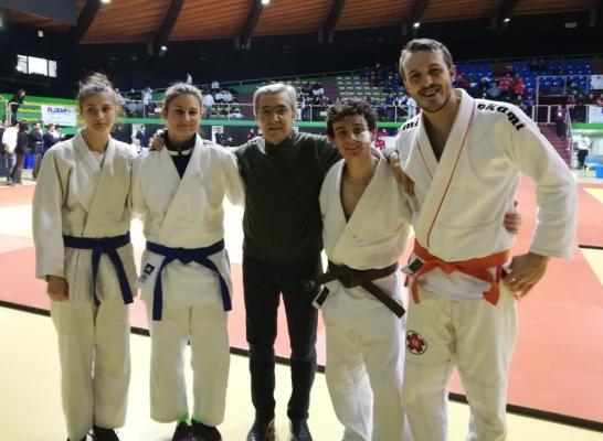 Judo Ju Jitsu Novara italiani Ostia