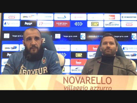 """Gonzalez si presenta, Buzzegoli alle visite. Prove di """"Rinascimento"""" azzurro"""