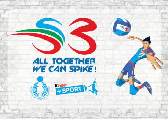 Primi passi nella pallavolo con Volley S3 Cup 2019