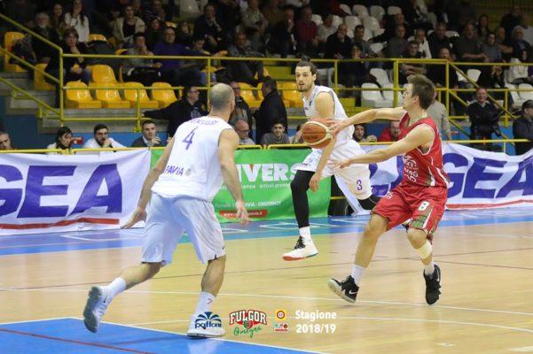 Basket Serie B. Mamy Oleggio Virtus Siena