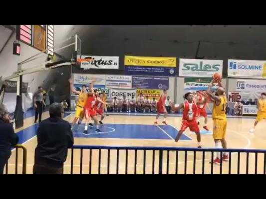 Serie B basket Piombino Mamy Oleggio Omegna Domodossola Borgosesia 18