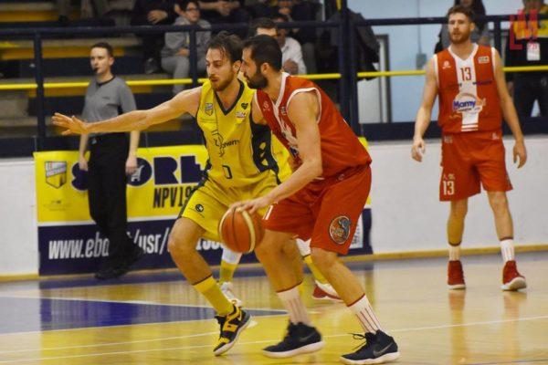Basket serie B. Omegna batte Firenze e comanda solitaria. Oleggio stoppato a Vigevano
