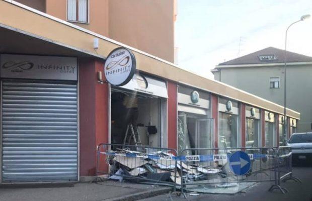 La banda dei bancomat colpisce ancora a Novara
