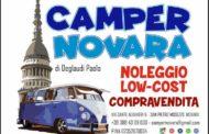 Camper Novara: vacanze in libertà e finalmente low cost