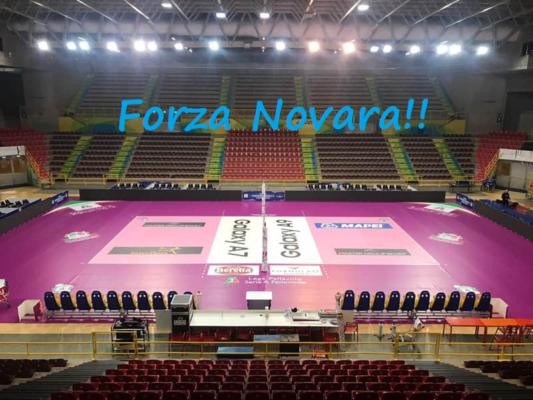Novara-Busto alle 18 apre a Verona la Final Four di Coppa Italia