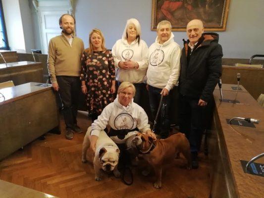 Bulldog da tutta Italia a Novara per il 21° raduno nazionale