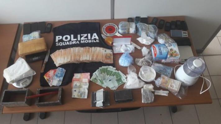 Operazione antidroga polizia Biella e Vercelli un arresto a Novara
