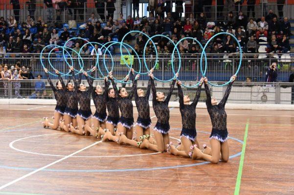 Gioca Pattinaggio Campione Regionale nella specialità Gruppi Spettacolo