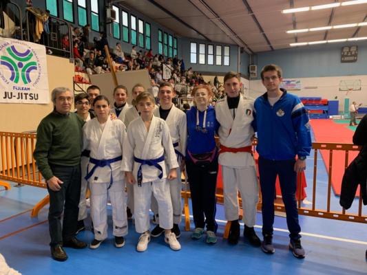 Judo Ju Jitsu Novara trofeo Bianchi Genova Coppa Brusati
