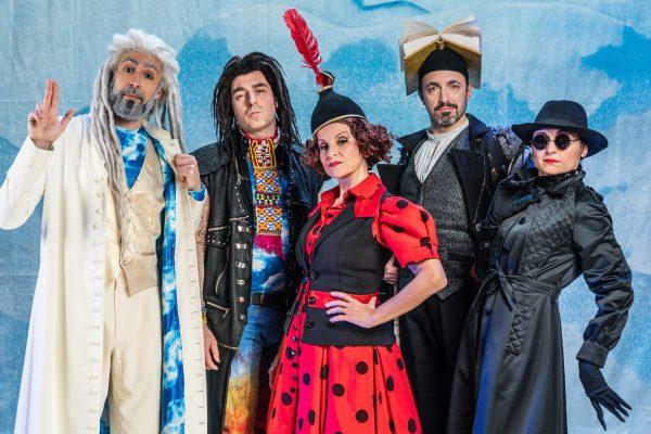 Novara, al teatro Coccia il musical sulla Bibbia targato Oblivion
