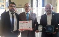 """""""Novara ci sta a cuore"""", dieci nuovi defibrillatori nelle piazze"""